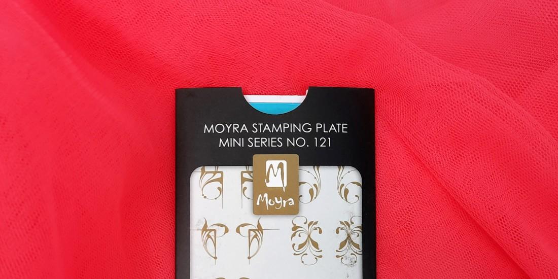 Пластины для стемпинга Moyra