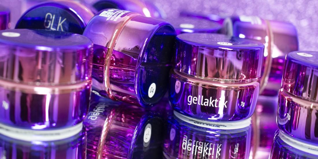 Гель-пасты Gellaktik