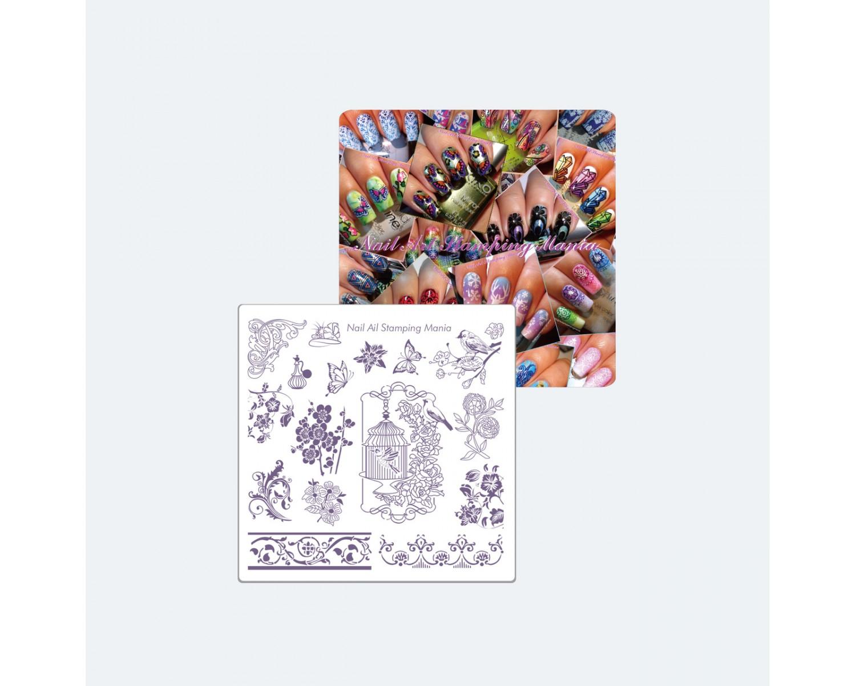 Cici & Sisi - Nail Art Stamping Mania