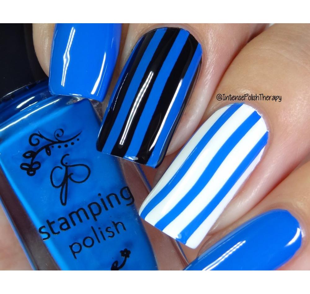Лак для стемпинга Clear Jelly Stamper - Gotta Be Blue