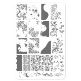 Clear Jelly Stamper - Sweet Swirls