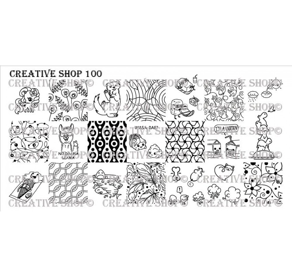 Creative Shop 100