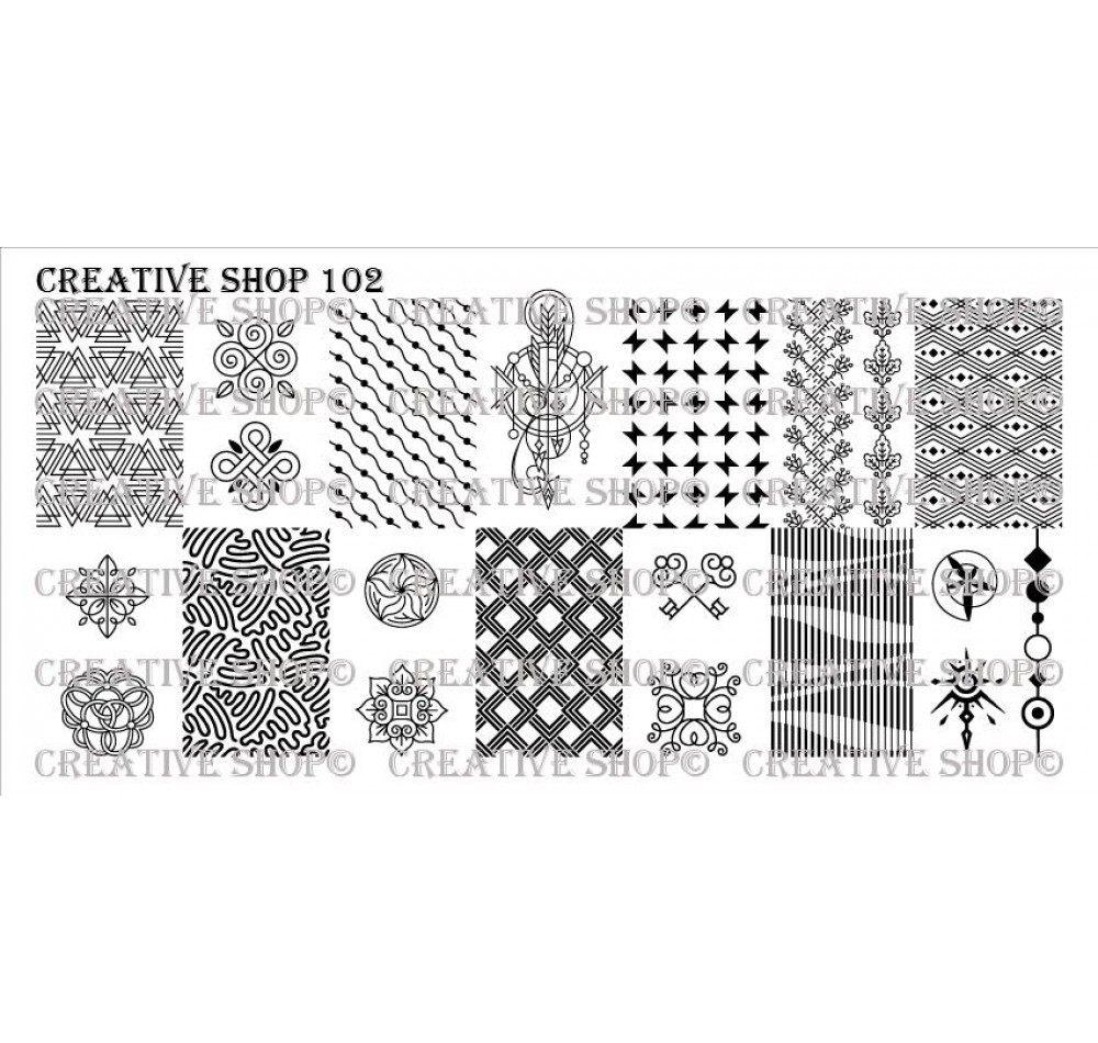 Creative Shop 102