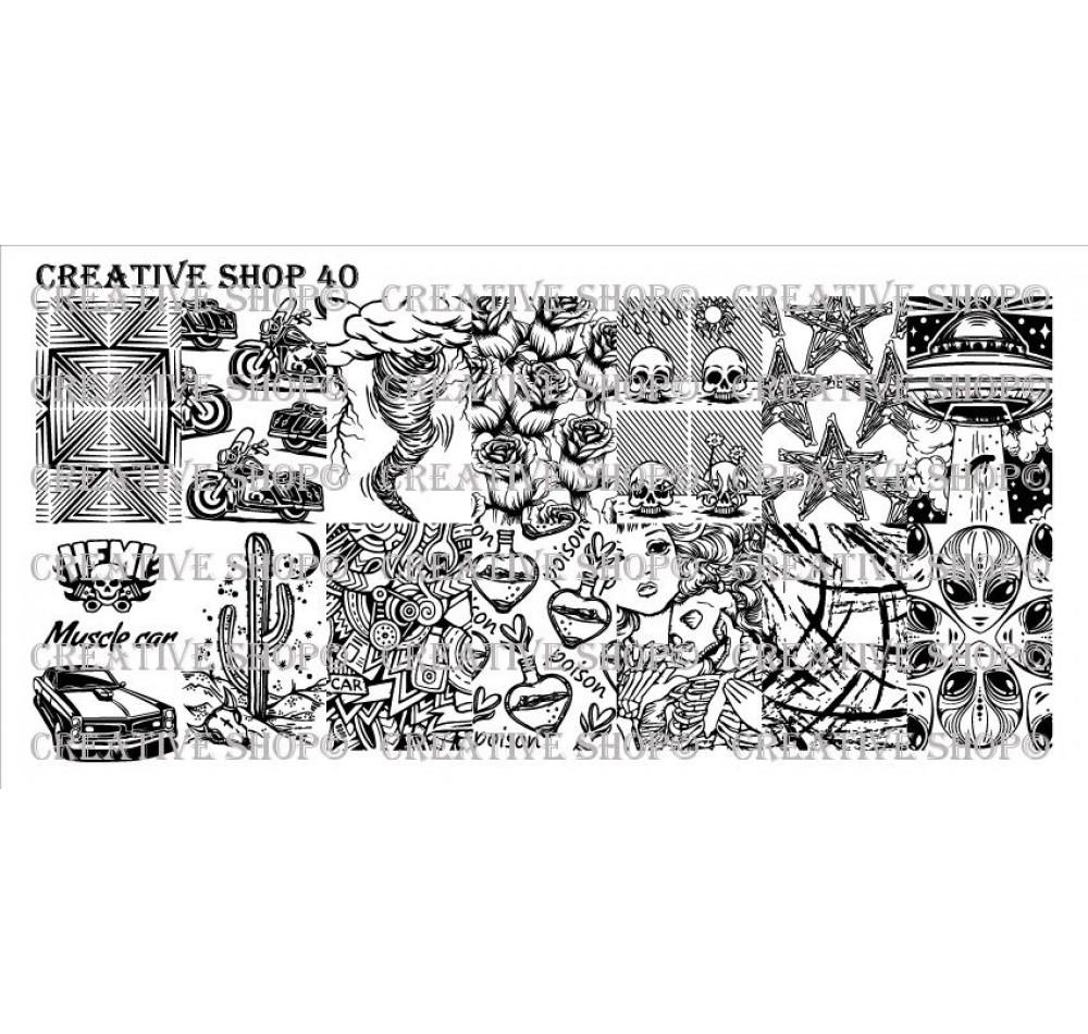 Creative Shop 40