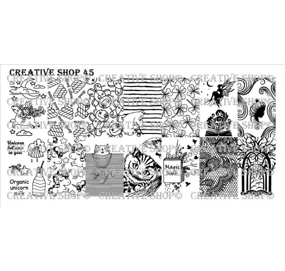 Creative Shop 45