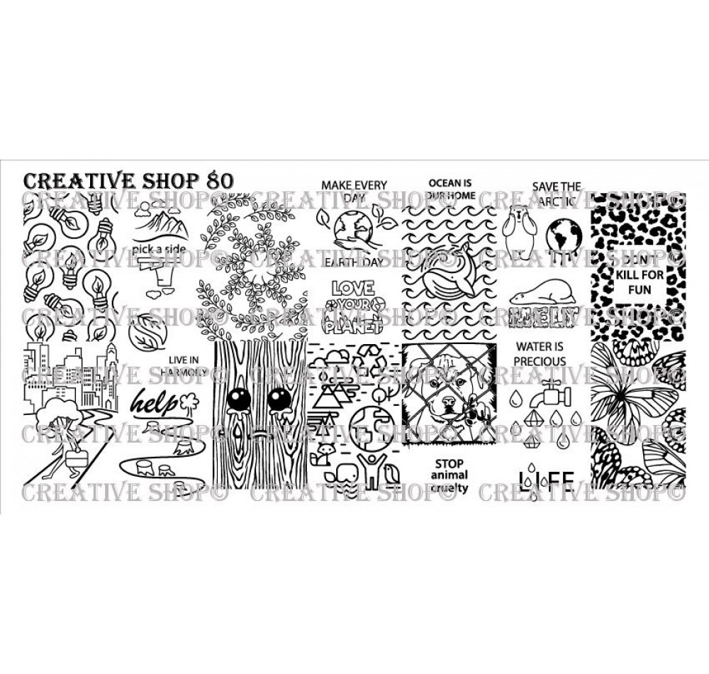 Creative Shop 80