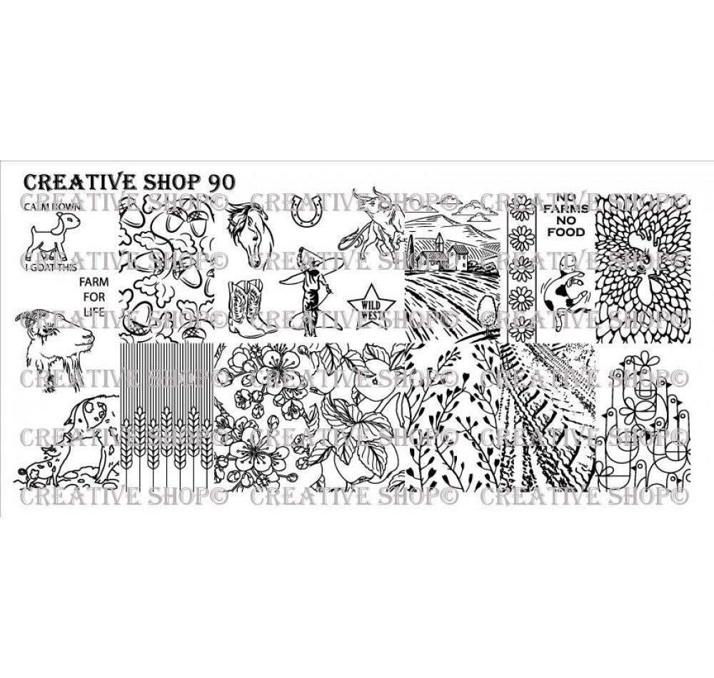 Creative Shop 90