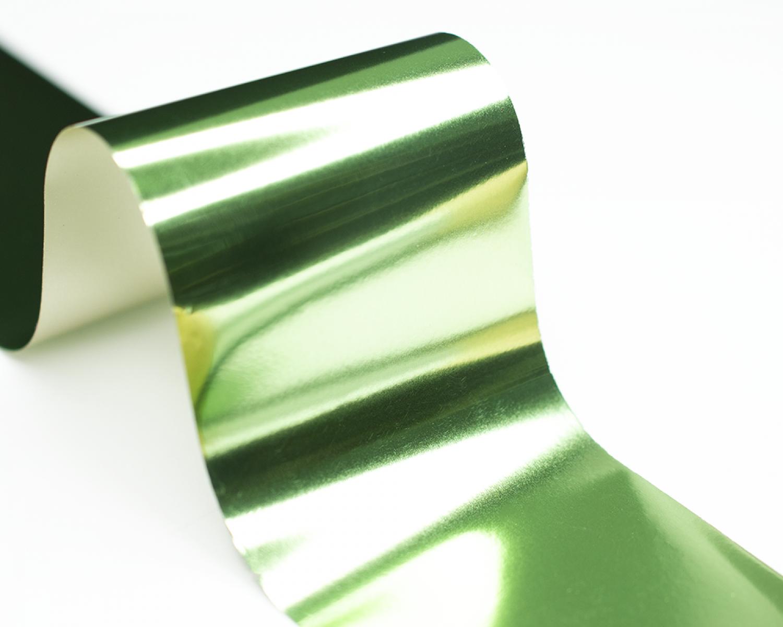 Фольга Lesly - светло-зеленая