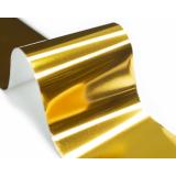 Фольга Lesly - желтое золото
