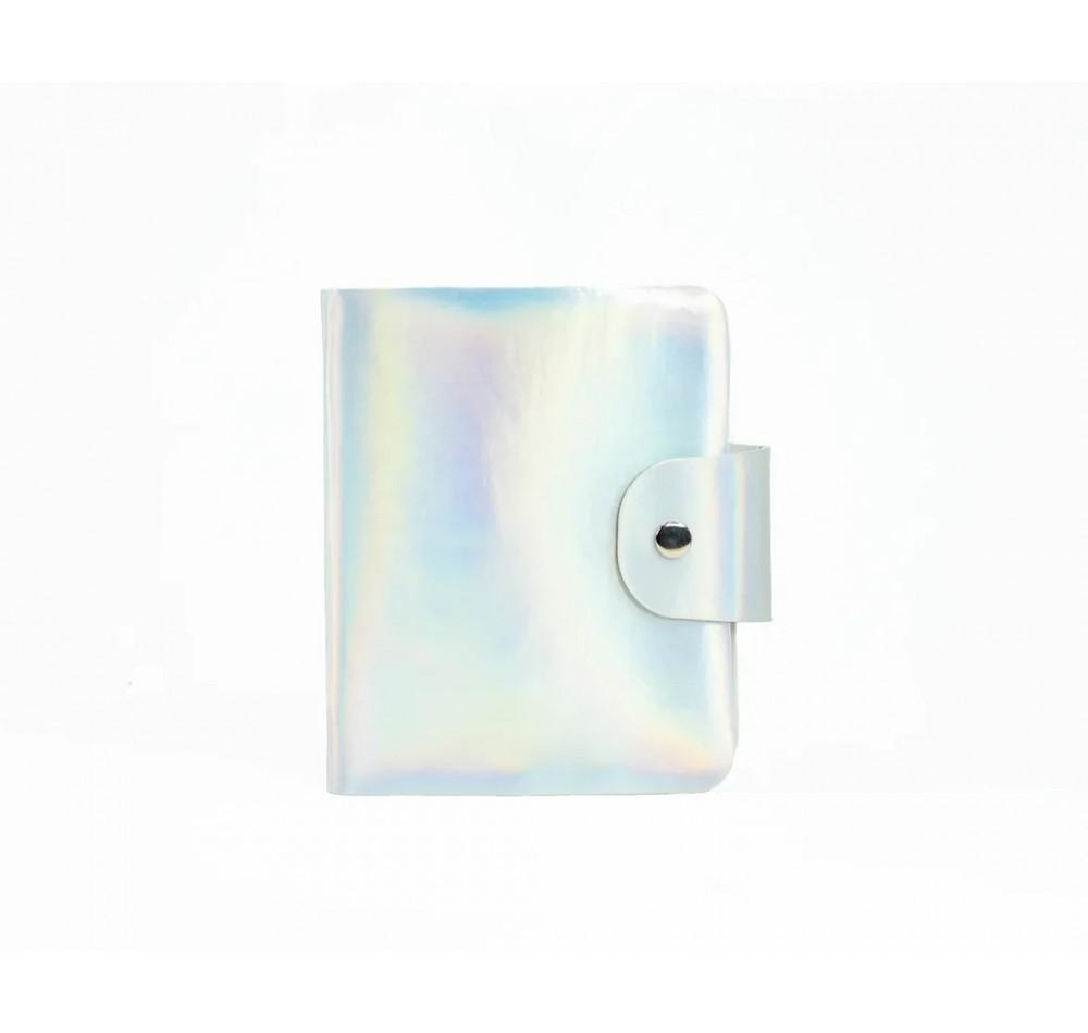 Холдер для пластин - серебро