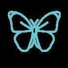 Пластины для стемпинга Бабочки