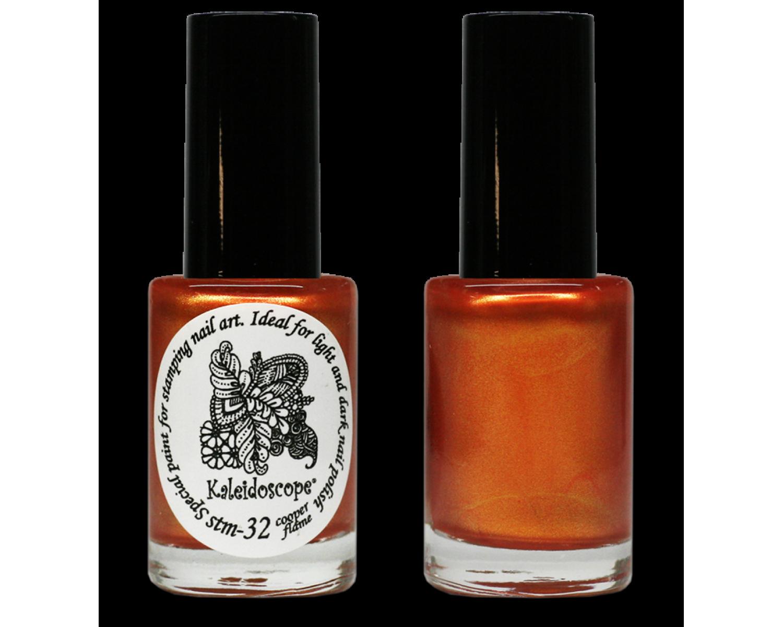Лак для стемпинга - мини Kaleidoscope - copper flame