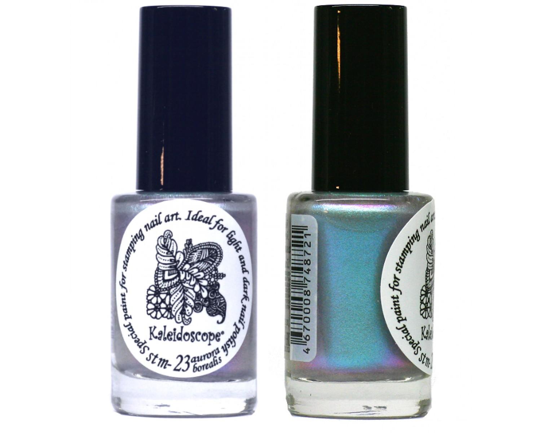 Лак для стемпинга - мини Kaleidoscope - aurora borealis