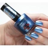 Зеркальный лак Kaleidoscope - голубой
