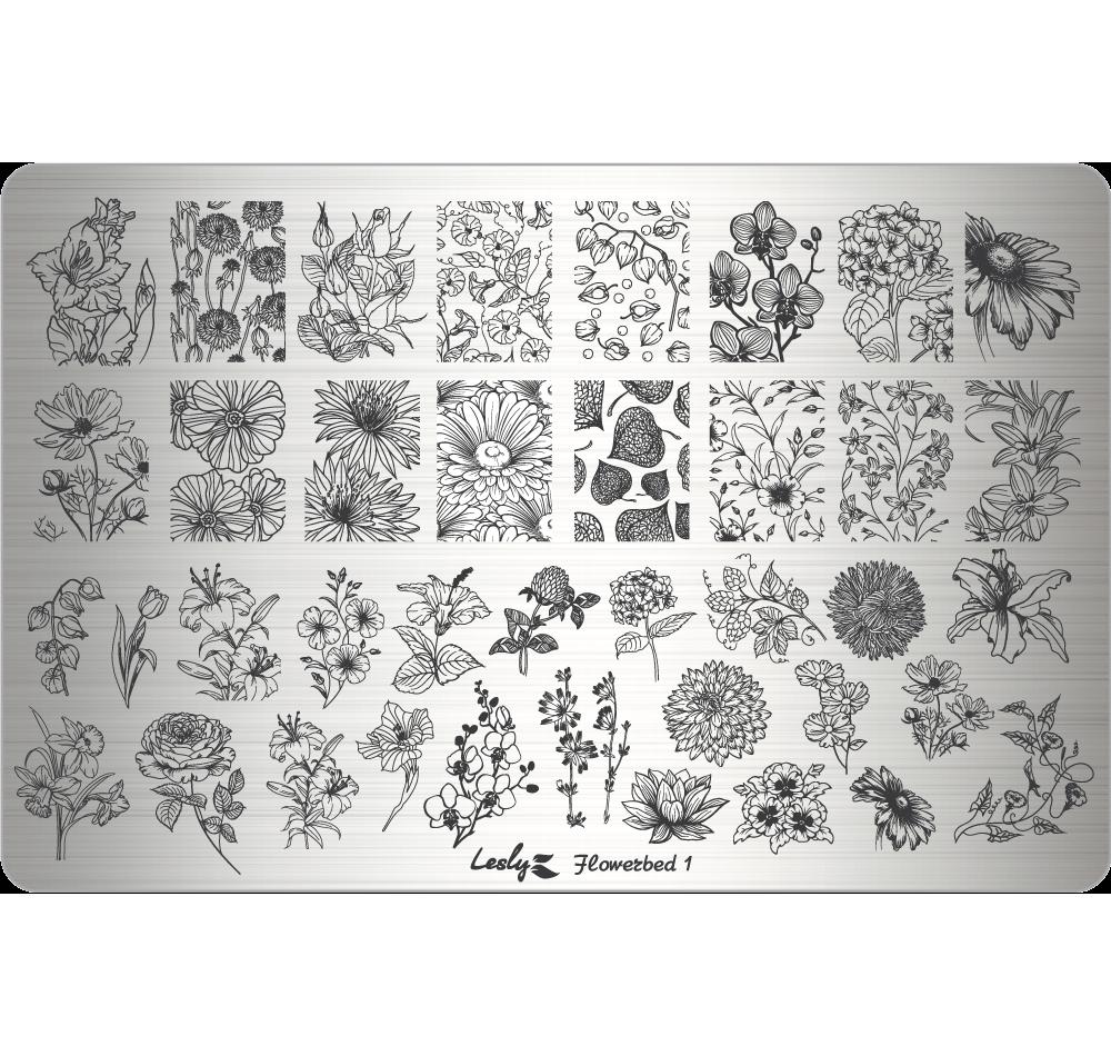 Lesly - Flowerbed 1