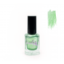 Лак для стемпинга Lesly - Shimmer Green #66