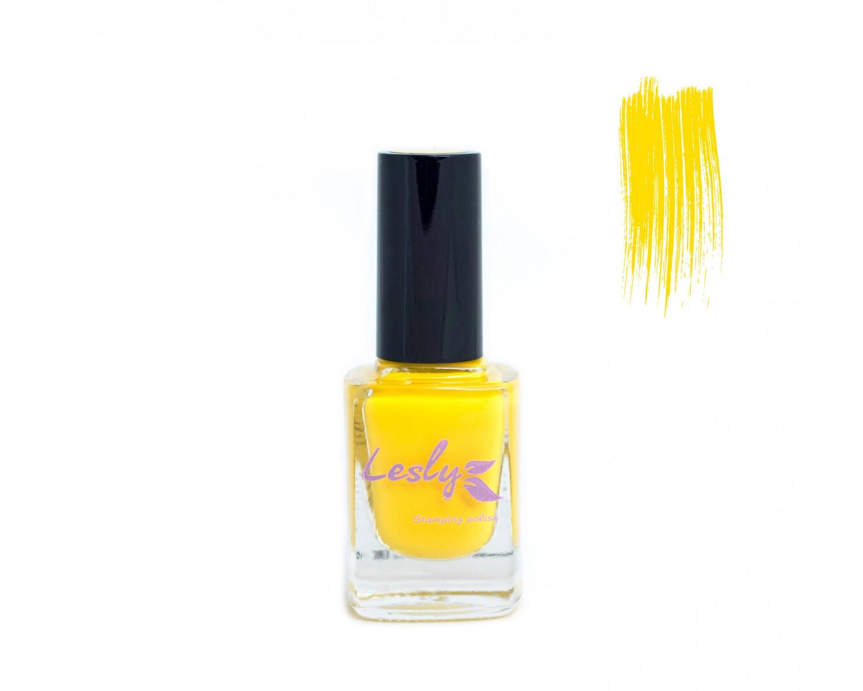 Лак для стемпинга Lesly - Mimosa #15