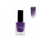 Лак для стемпинга Lesly - Purple #40