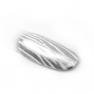 Лак для стемпинга Lesly - Platinum Chrome #80