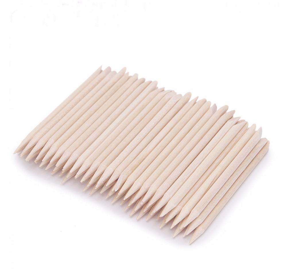 Деревянные палочки для кутикулы