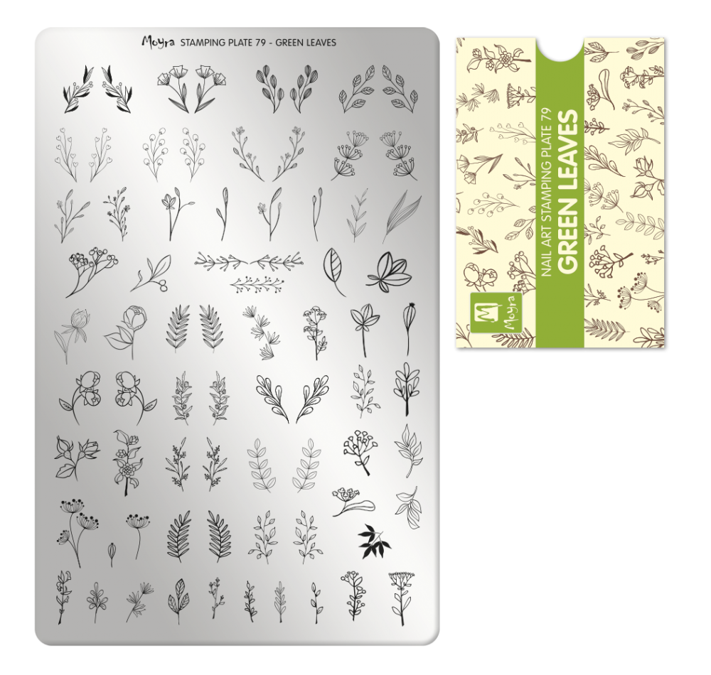 Moyra - Green Leaves