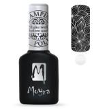 Гель-лак для стемпинга Moyra - White
