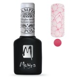 Гель-лак для стемпинга Moyra - Pink