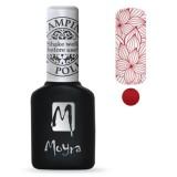 Гель-лак для стемпинга Moyra - Red