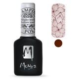 Гель-лак для стемпинга Moyra - Merlot