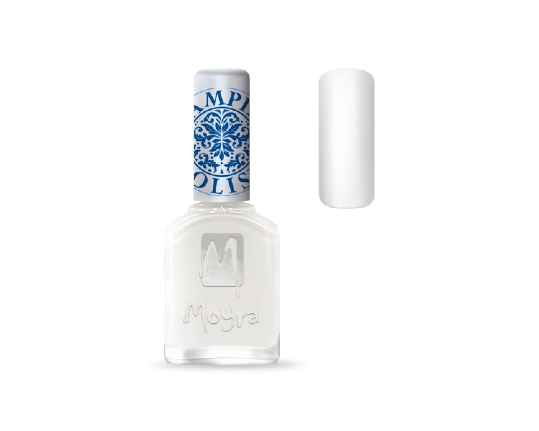 Moyra - White
