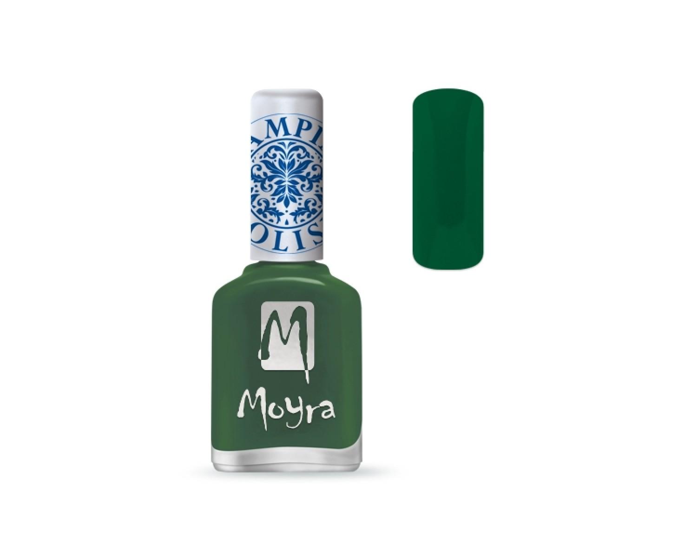 Moyra - Dark Green