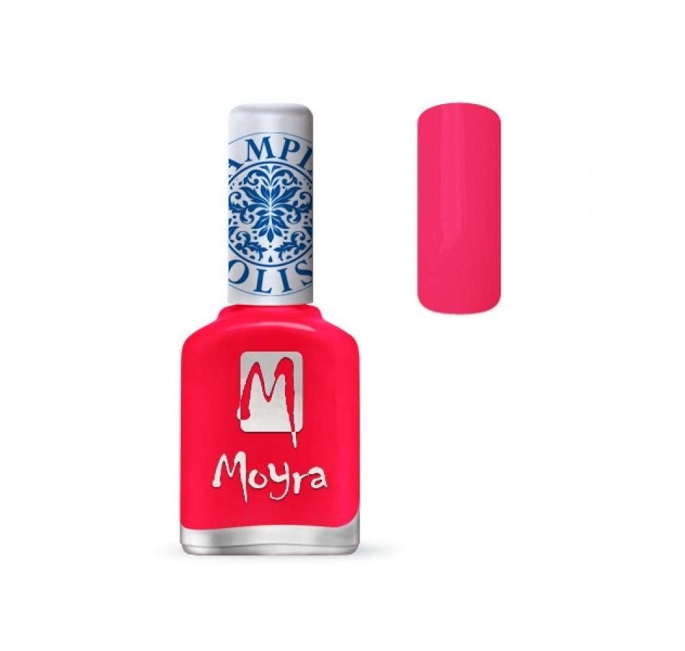 Moyra - Neon pink