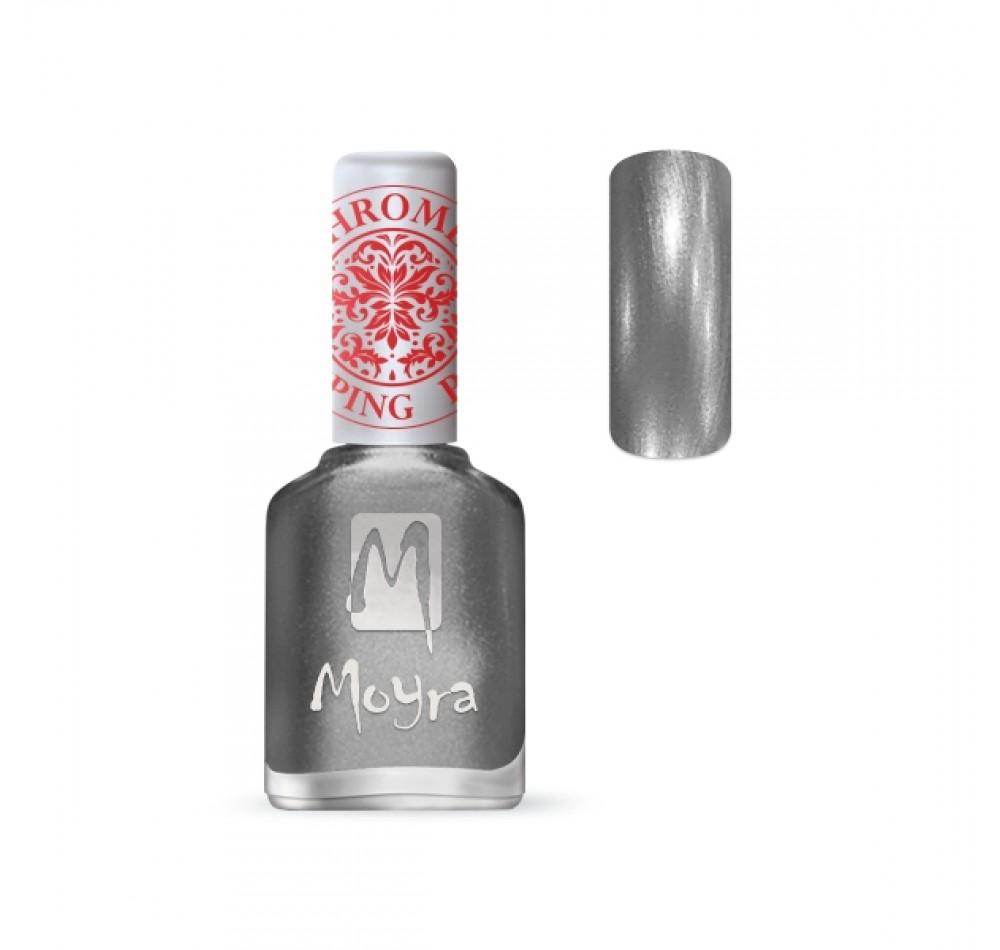 Moyra - Chrome Silver