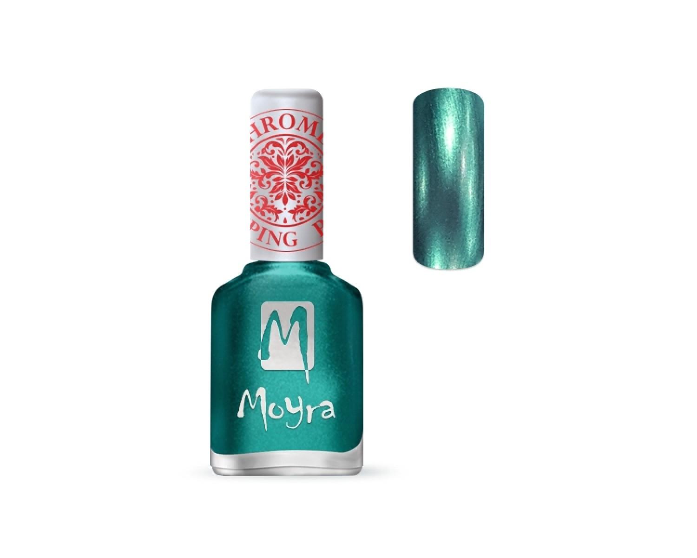 Moyra - Chrome Green