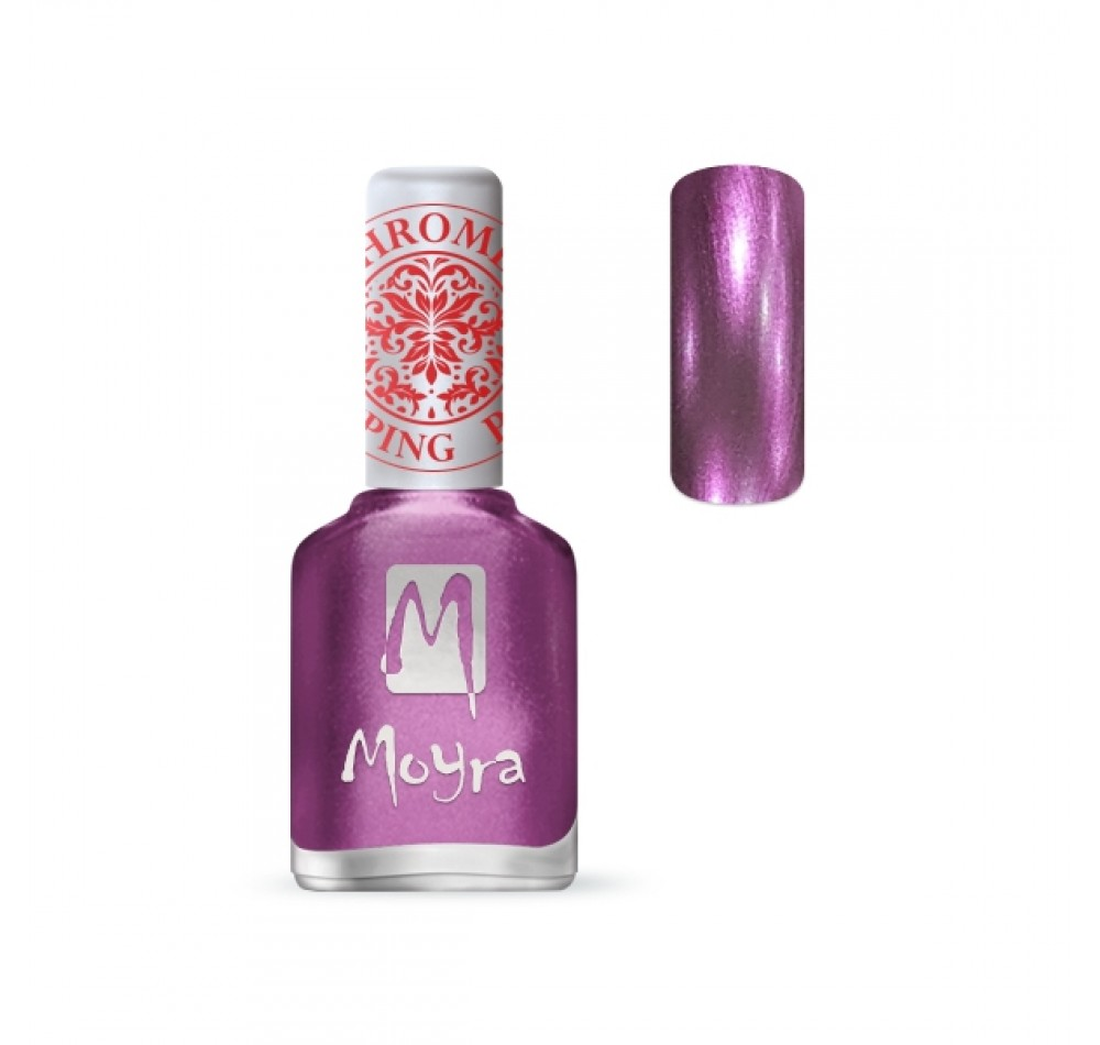 Moyra - Chrome Purple