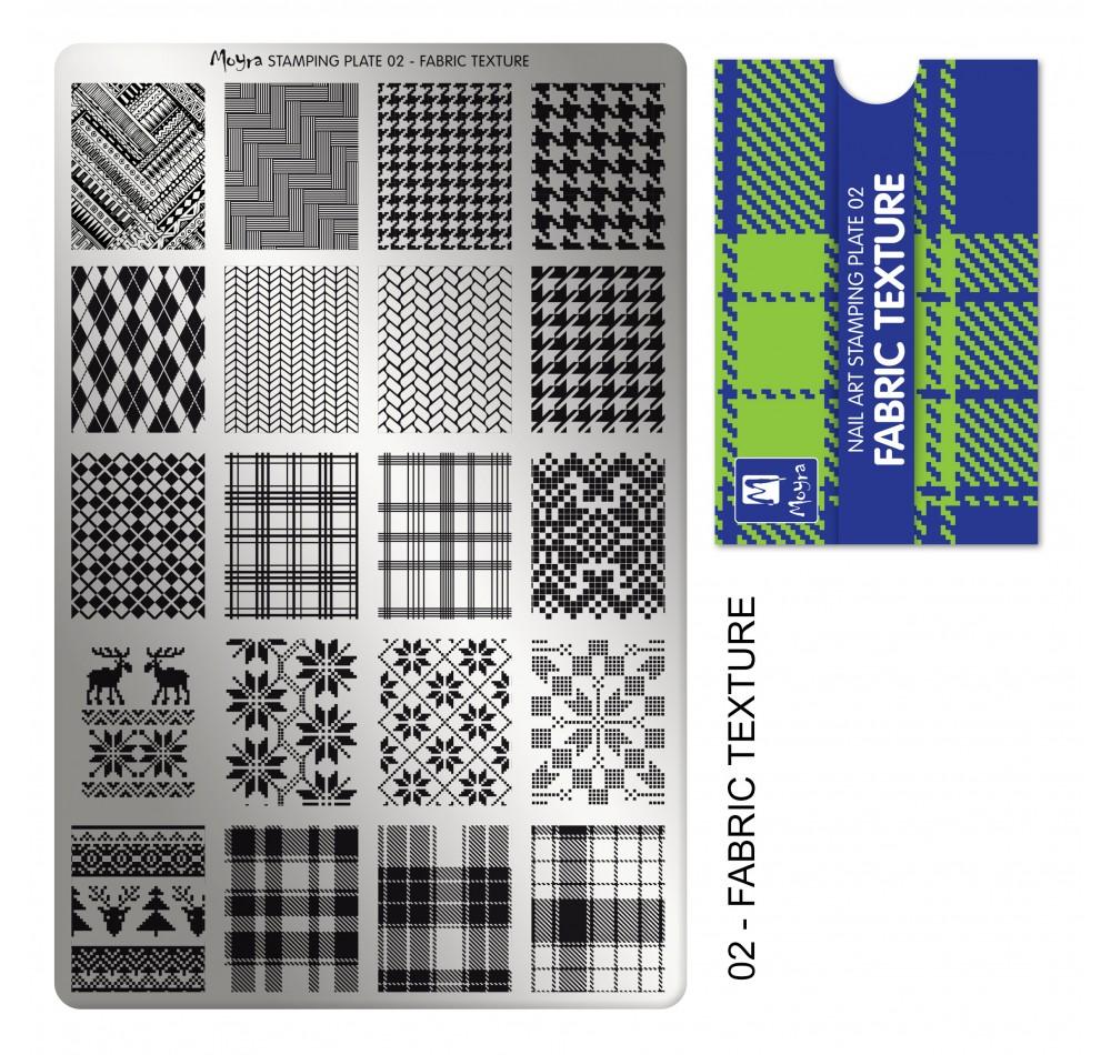 Moyra - Fabric texture