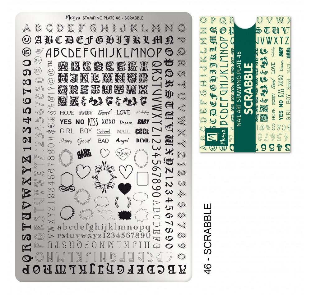 Moyra - Scrabble