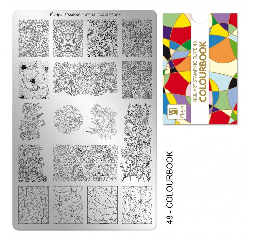 Moyra - Colourbook