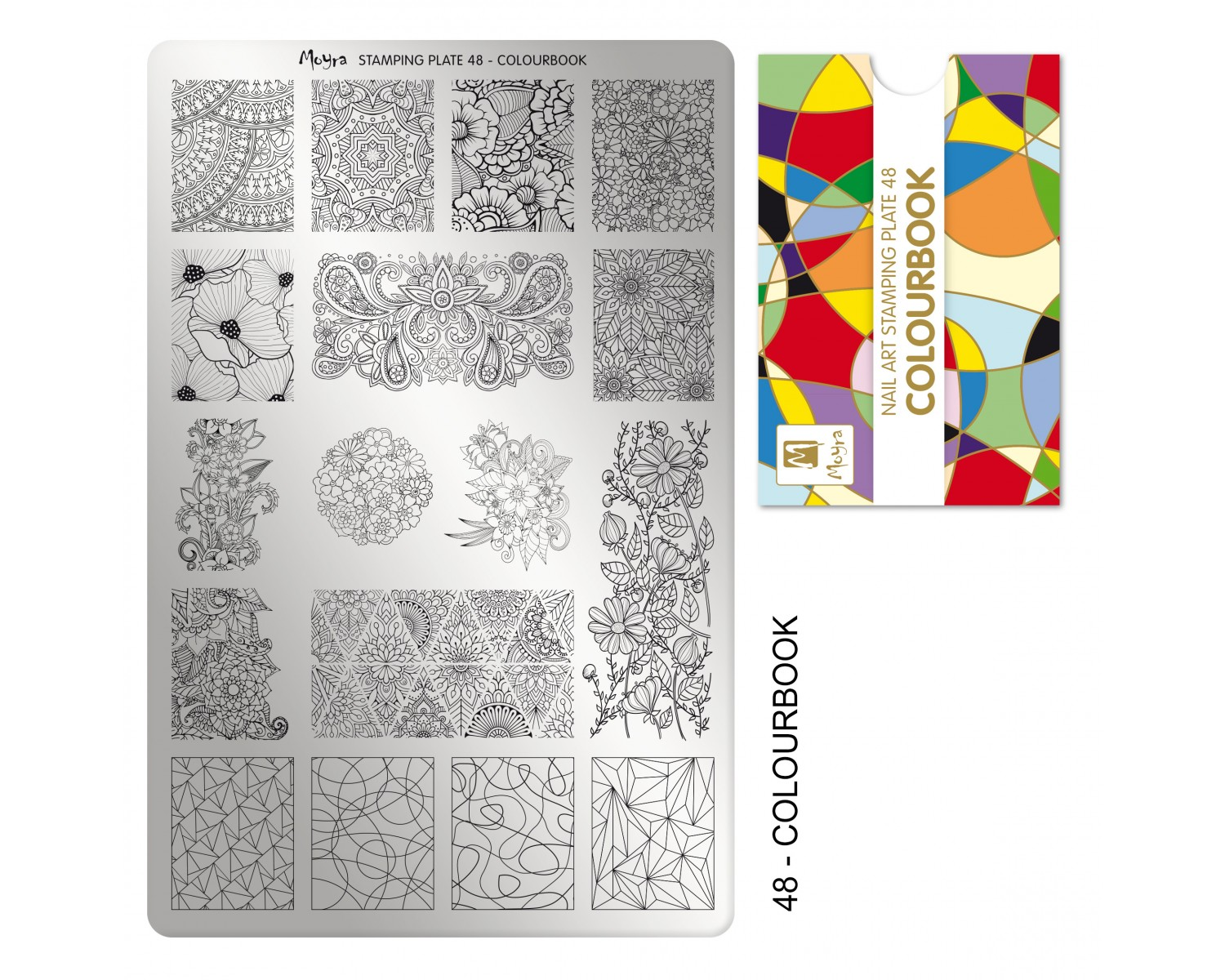Moyra - Colourbook