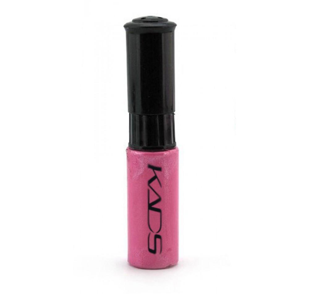 Kads - Лак 2-в-1 - Розовый шиммер