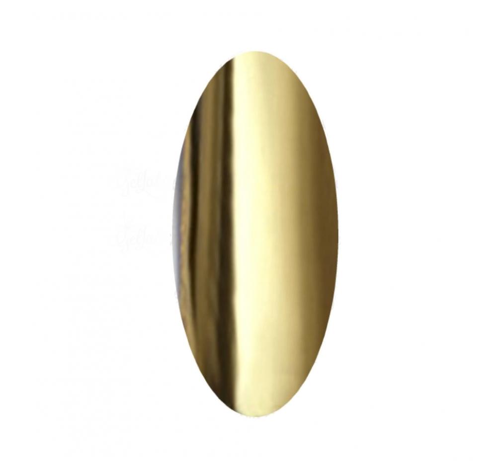 Втирка Gellaktik - Spring Shine белое золото