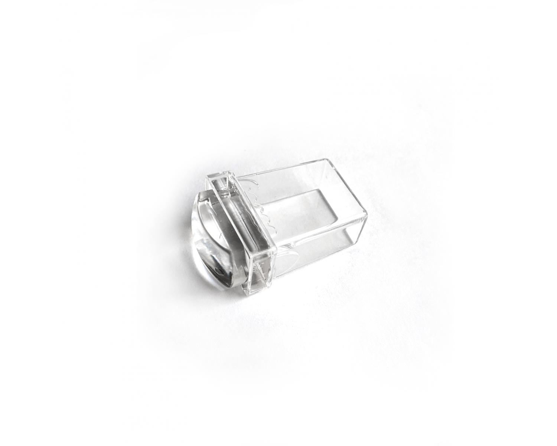 Прямоугольный прозрачный штамп MINI Rectangle