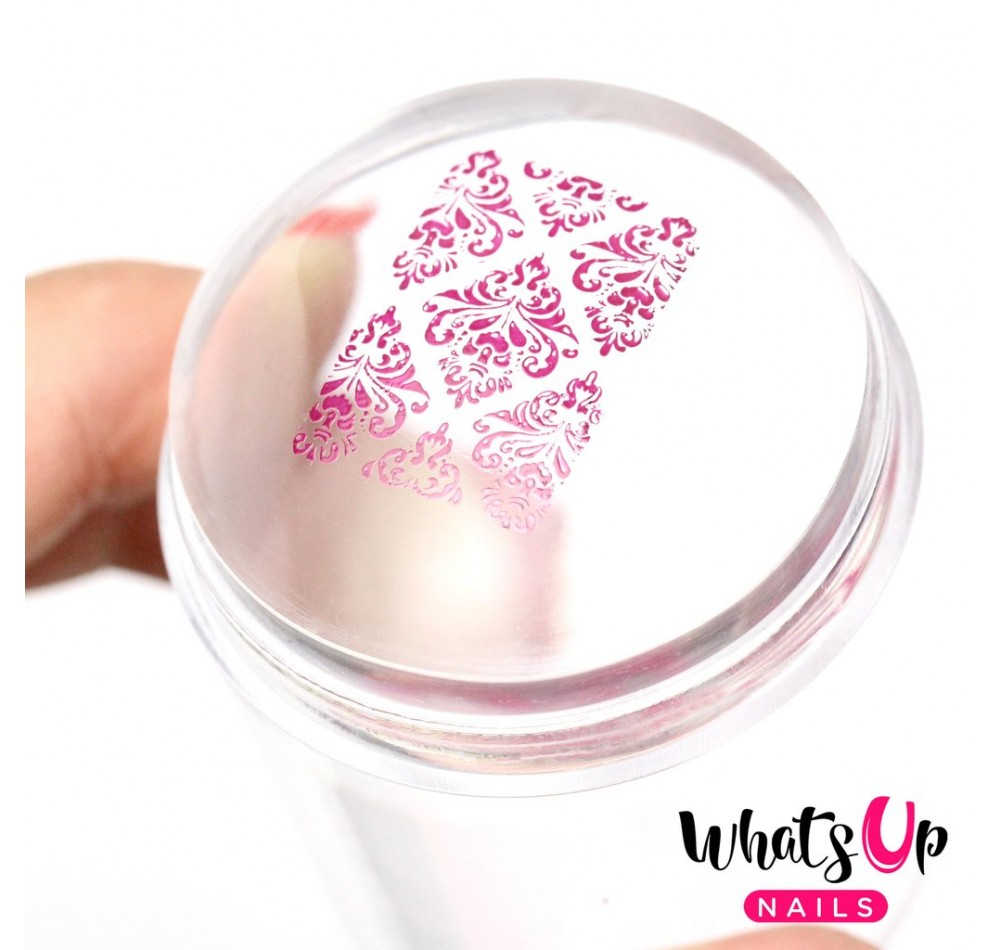 Whats Up Nails - Прозрачный штамп