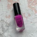 Лак для стемпинга TAKIDA N07 фиолетовый неон, 5мл