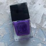 Лак для стемпинга TAKIDA 031 фиолетовый перл хром, 10мл