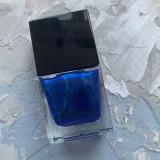 Лак для стемпинга TAKIDA 032 синий перл хром, 10мл