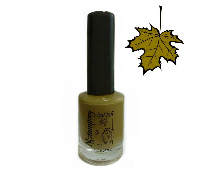 Лак для стемпинга Nail Story - Осень болотный №5