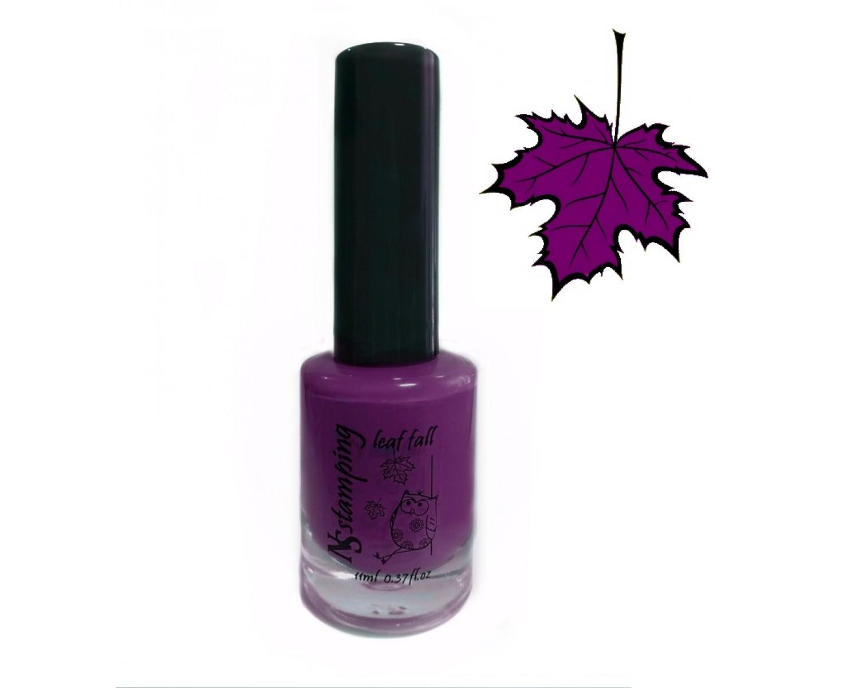 Лак для стемпинга Nail Story -Осень виноградный №8
